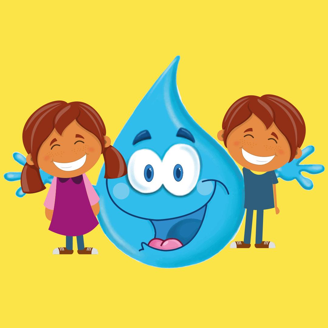 دانش آموزان حامی آب