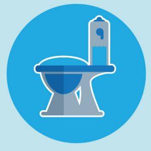 حامیان آب - سرویس بهداشتی