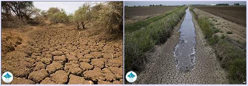 بحران آب در ایران و هدر رفت ۳ برابری منابع
