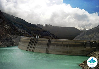 آخرین وضعیت ذخیره آب تهران