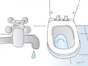 چکه -کردن-شیر-آب