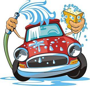 شست-شوی-ماشین-با-آب تصفیه-شده-ممنوع