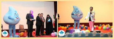 جشن نخستین واژه؛ آب در تهران برگزار شد
