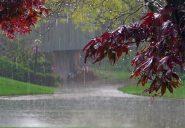 میزان بارش های کشور به بیش از ۲۷ میلیمتر رسید